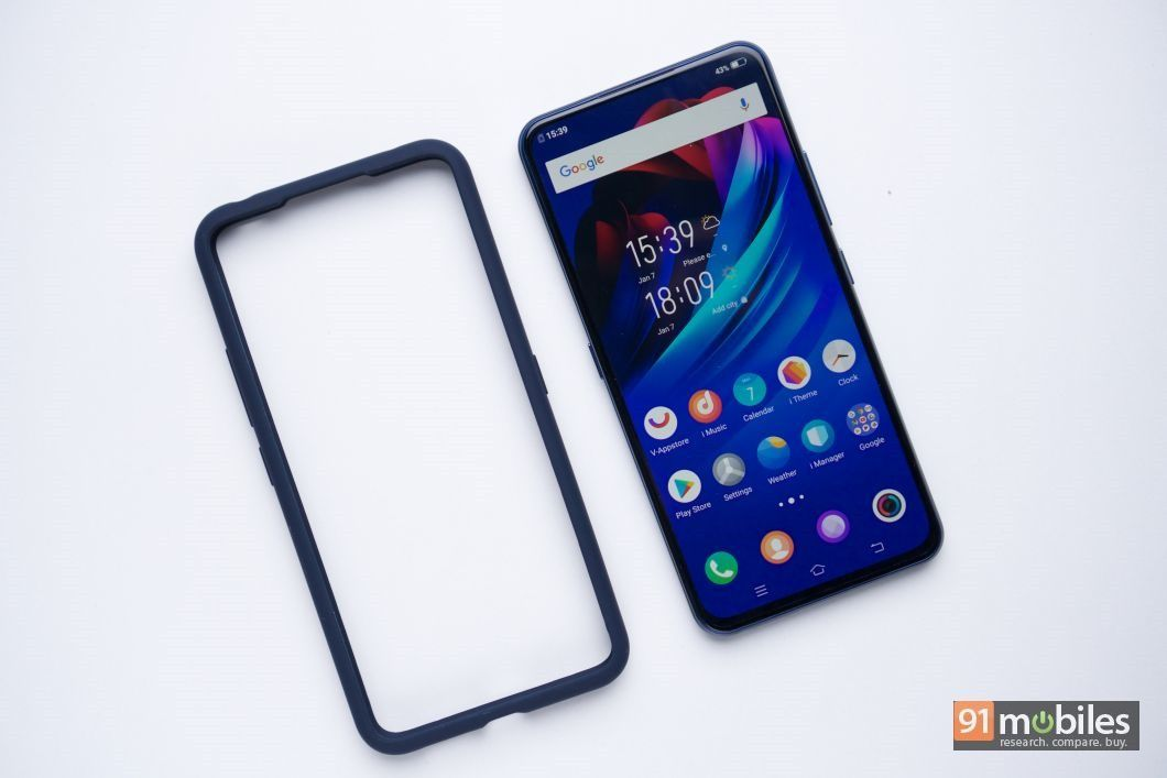 Vivo NEX Dual Display unboxing and first impressions - 91mobiles 19