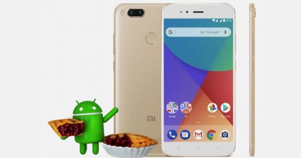 Xiaomi Android Pie Feat