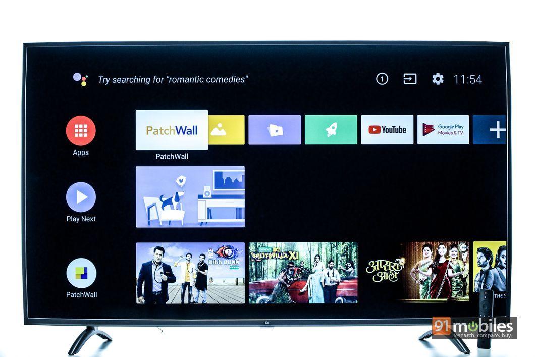 Xiaomi Mi LED TV 4X Pro first impressions09