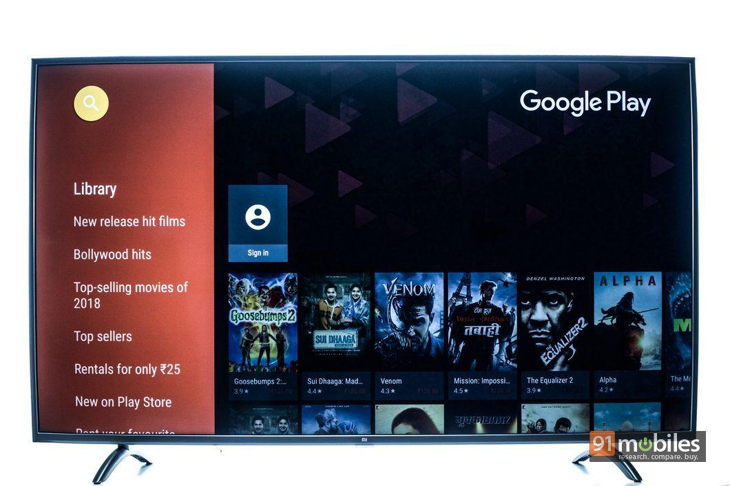 Xiaomi Mi LED TV 4X Pro first impressions12