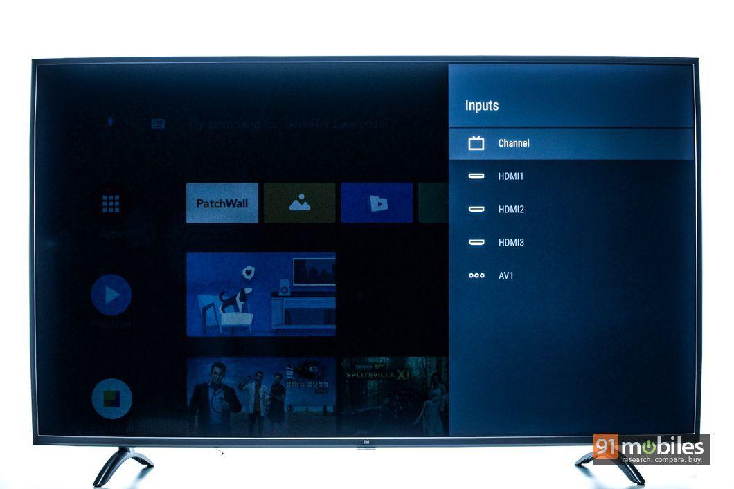 Xiaomi Mi LED TV 4X Pro first impressions16
