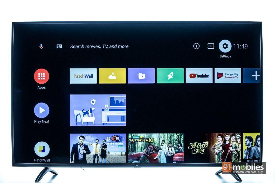 Xiaomi Mi LED TV 4X Pro first impressions18