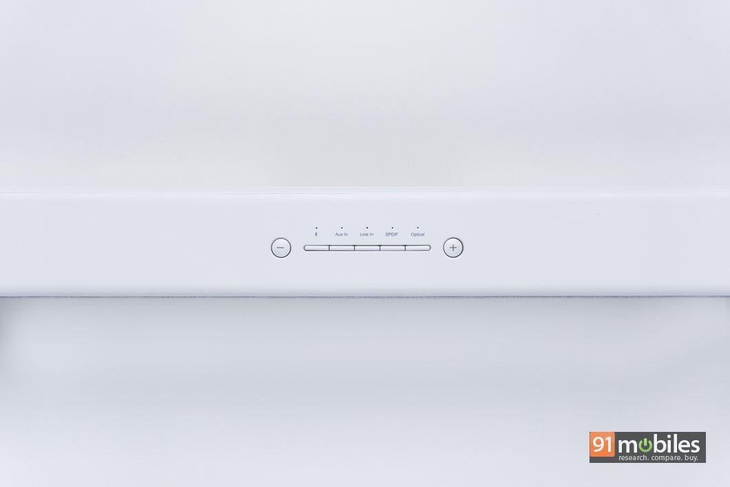 Xiaomi Mi Soundbar first impressions03