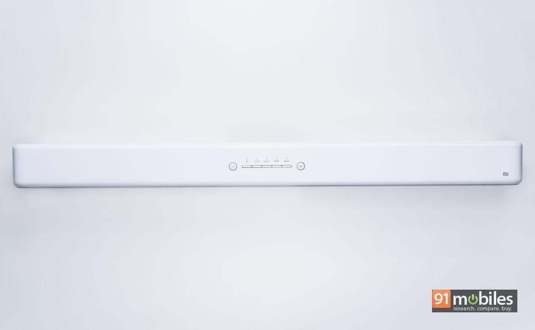 Xiaomi Mi Soundbar first impressions08
