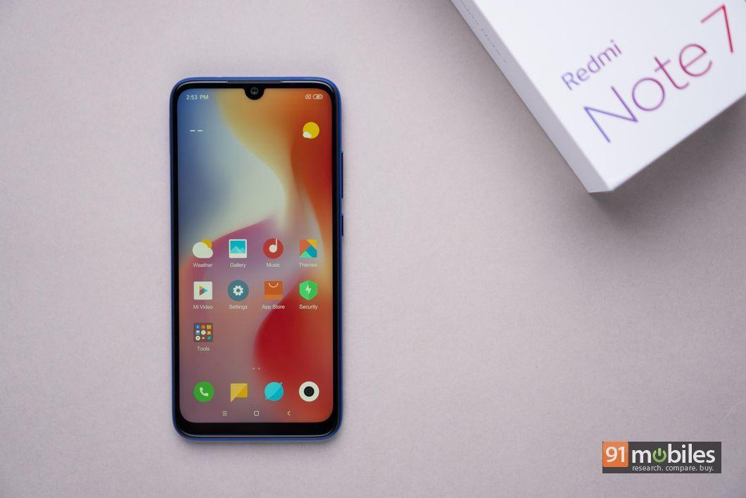 Xiaomi Redmi Note 7 first impressions05