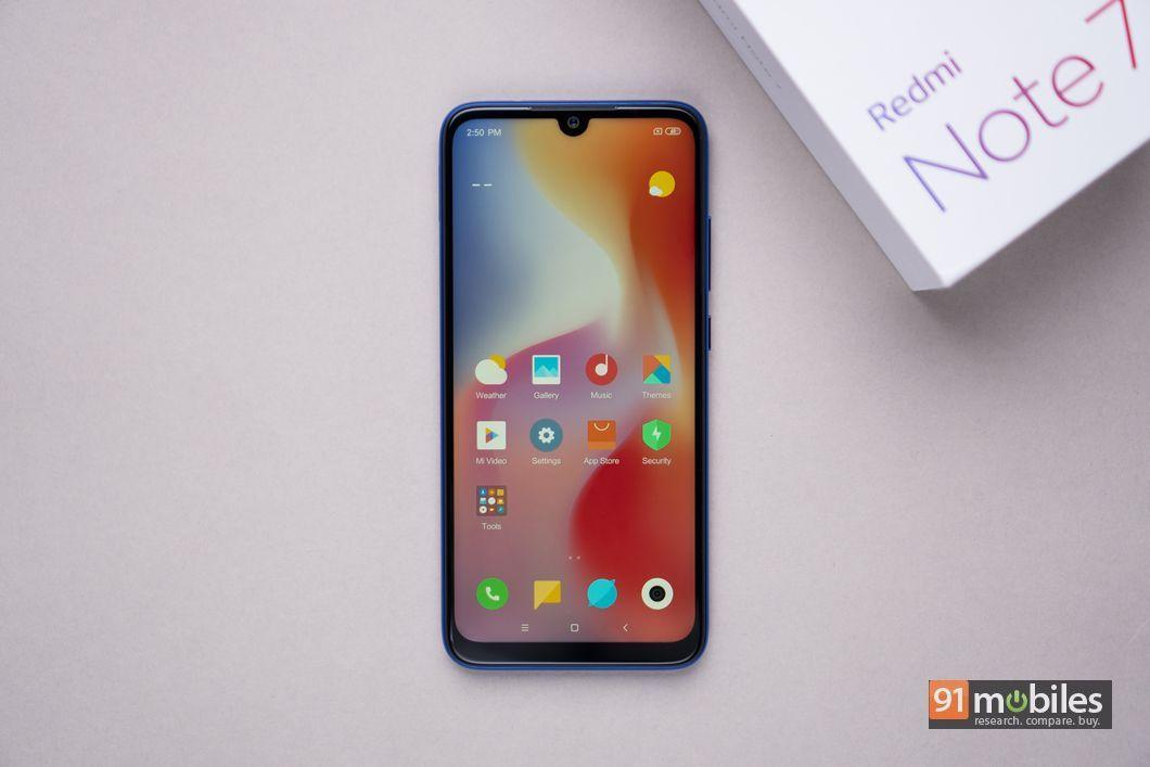 Xiaomi Redmi Note 7 first impressions06