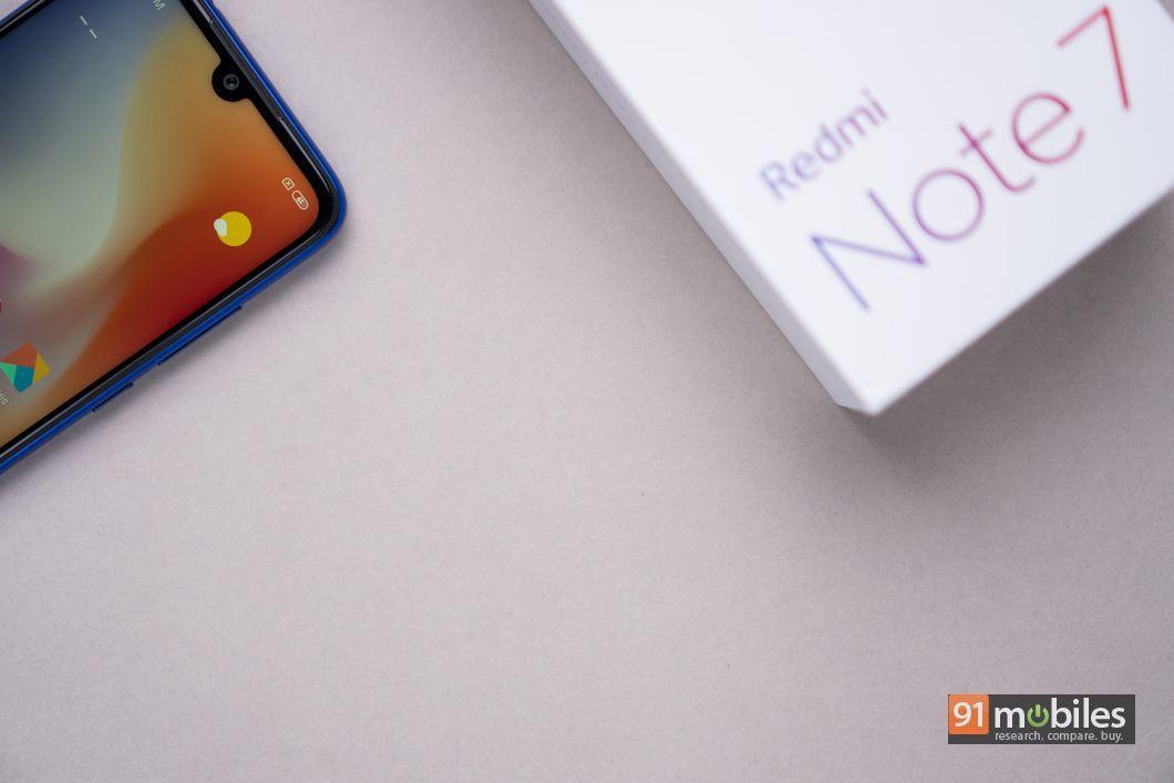 Xiaomi Redmi Note 7 first impressions07