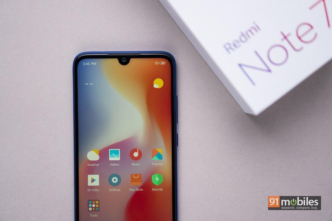 Xiaomi Redmi Note 7 first impressions09