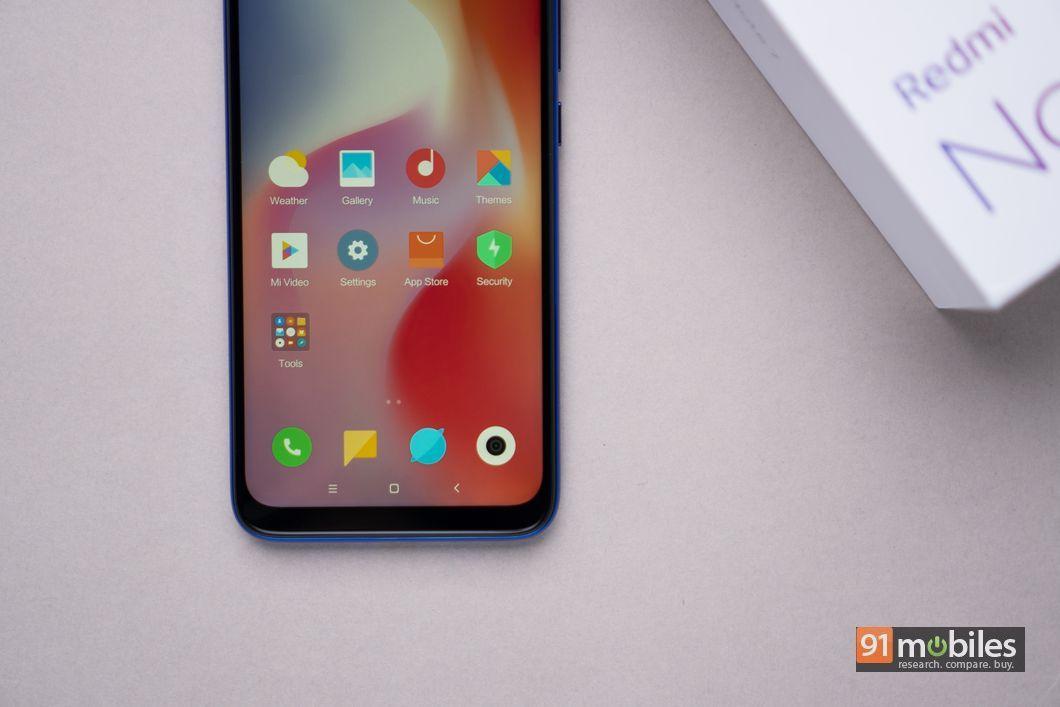 Xiaomi Redmi Note 7 first impressions10