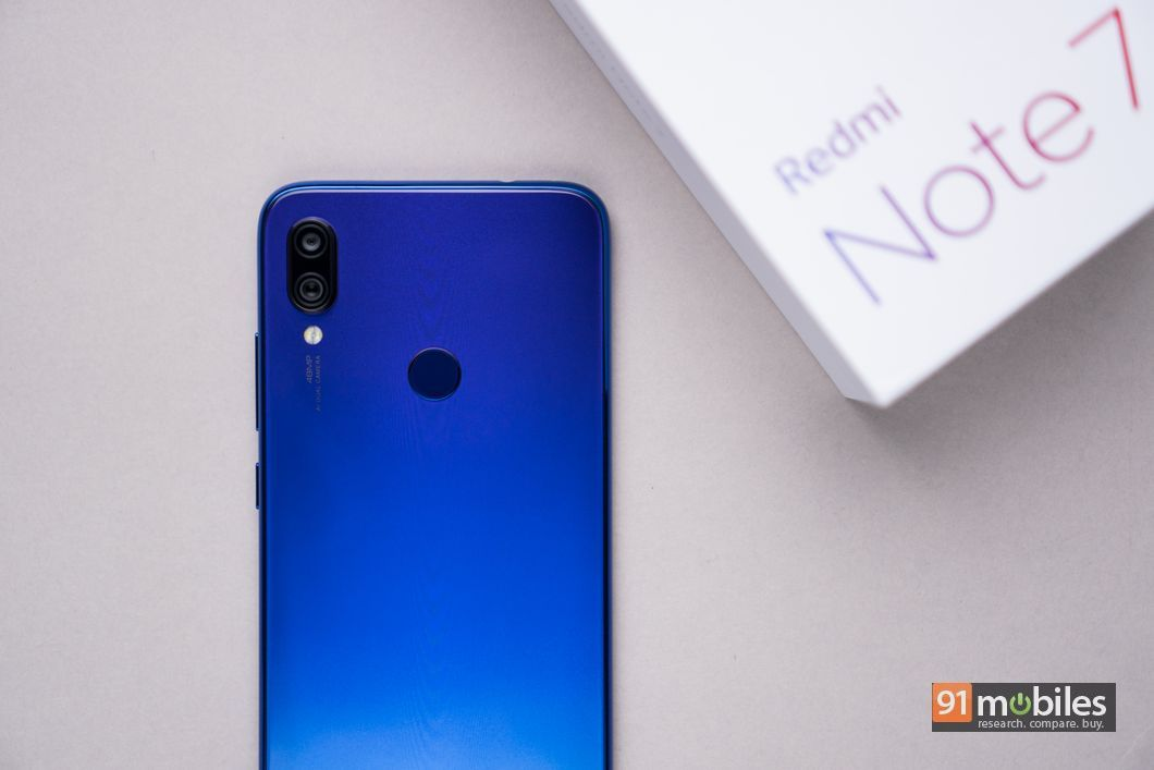 Redmi Note 7 camera review: is the hype real? | 91mobiles com