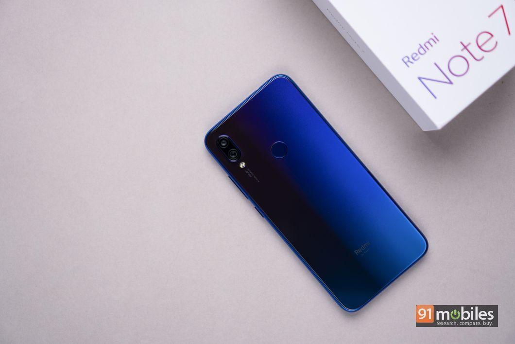 Xiaomi Redmi Note 7 first impressions13
