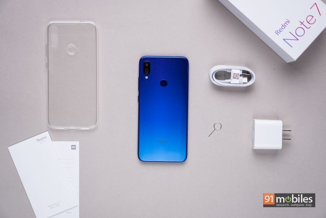 Xiaomi Redmi Note 7 first impressions15