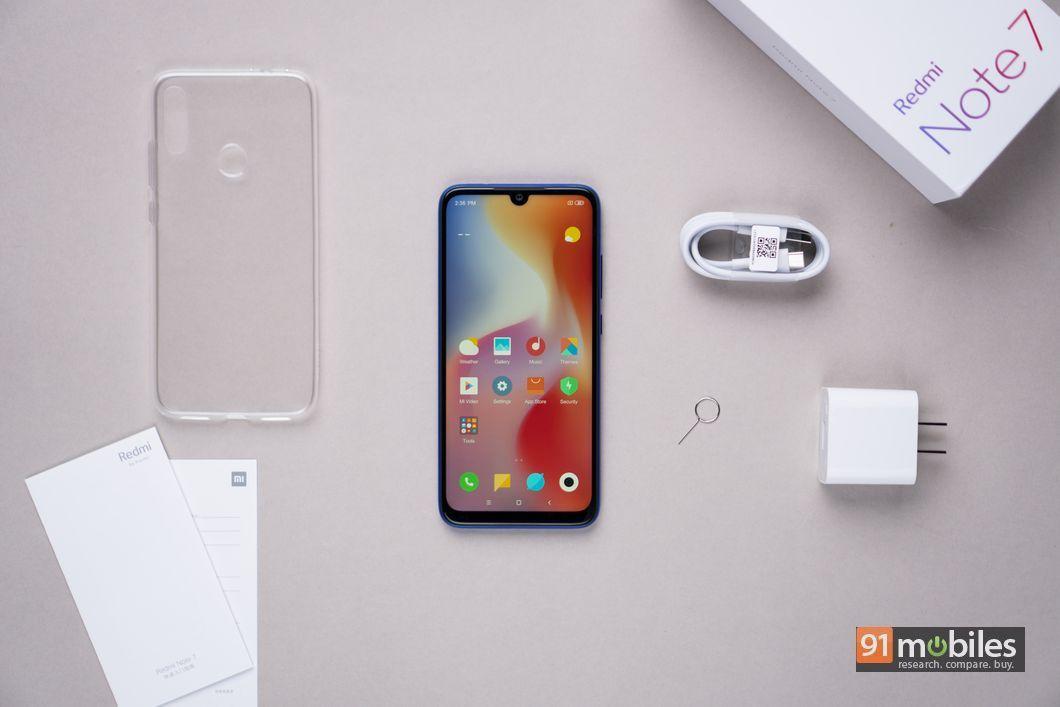 Xiaomi Redmi Note 7 first impressions16