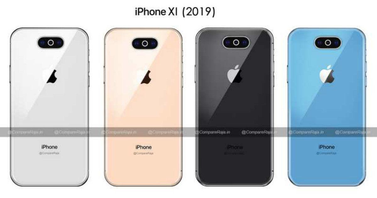 upcoming iphone xi