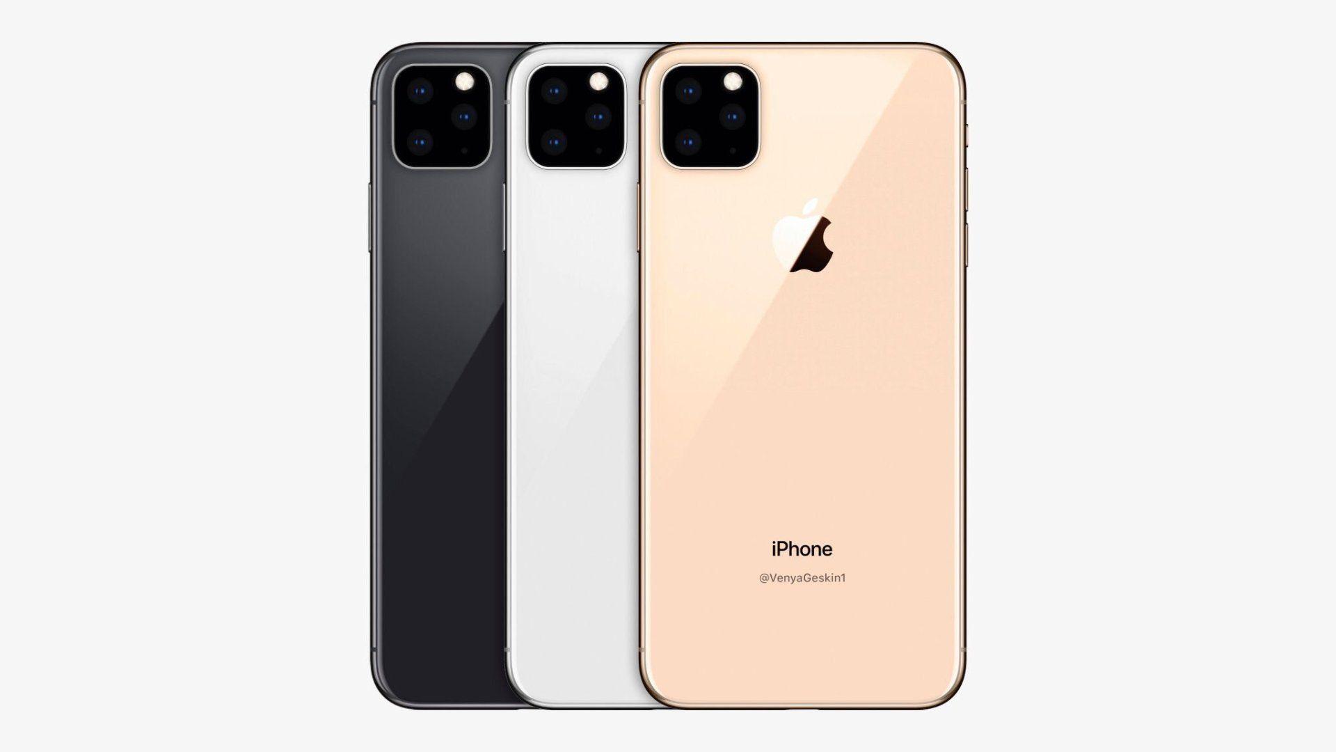 iPhone XI (leak0