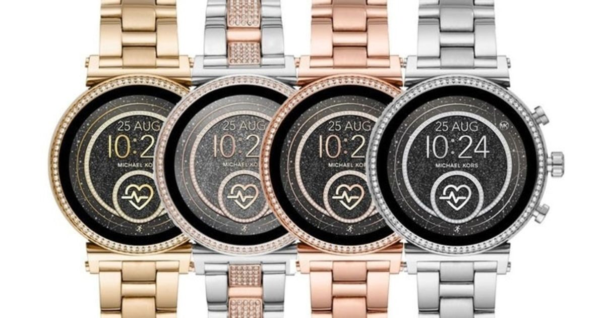 d0426c386 Michael Kors unveils Access Sofie 2.0 smartwatch with GPS, new fitness  features