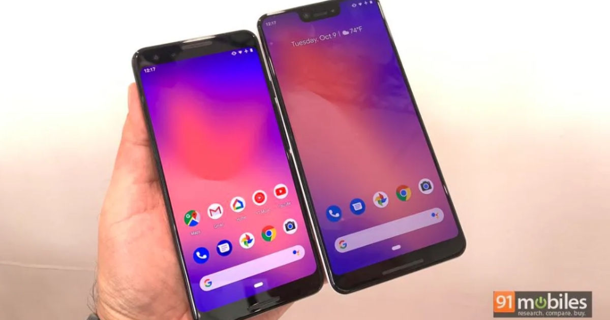 Google Pixel 3 screen flashing bug fixed with April security