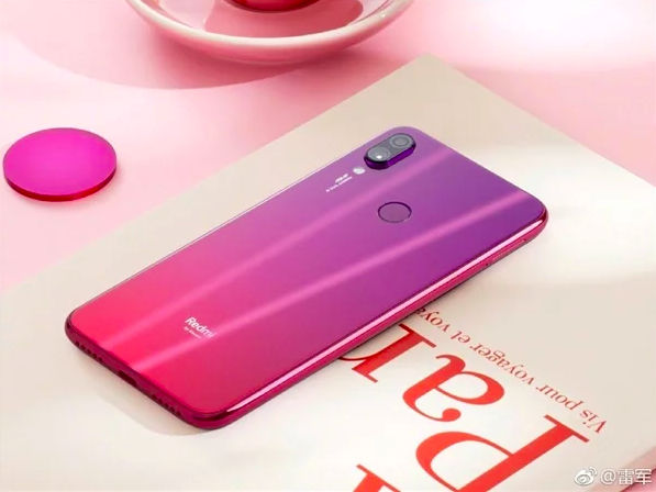 redmi x violet