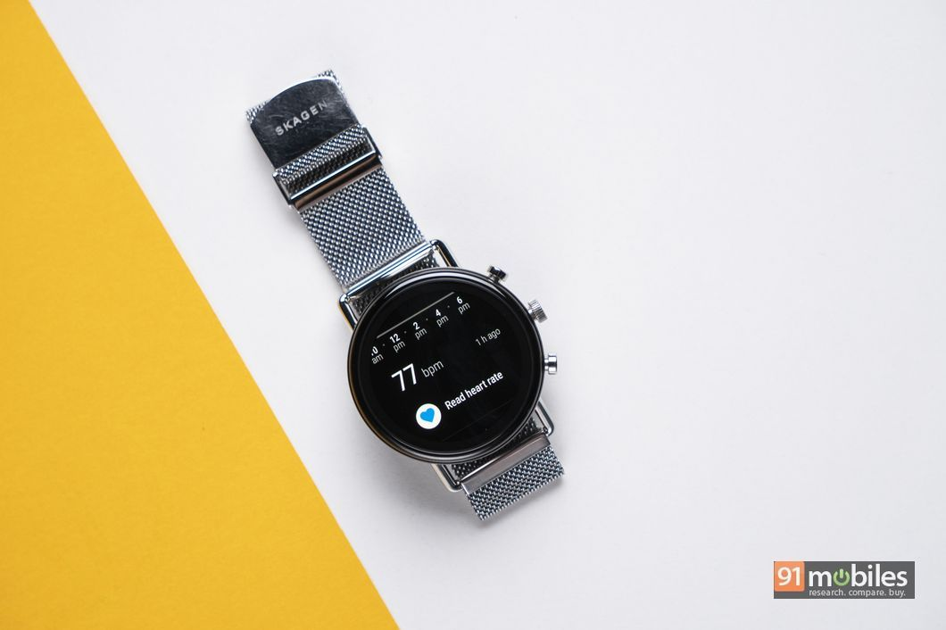 Skagen Smartwatch Heart Rate Shop Clothing Shoes Online