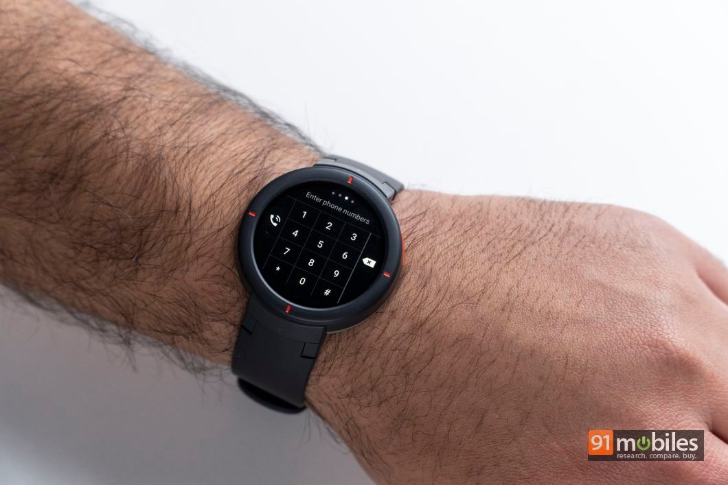 Amazfit Verge review: a solid effort | 91mobiles com