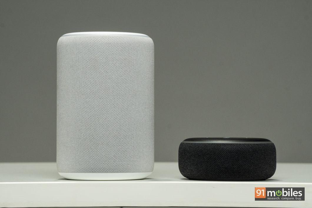 Amazon Echo Dot 3rd gen and Echo Plus 2nd gen review - 91mobiles 01