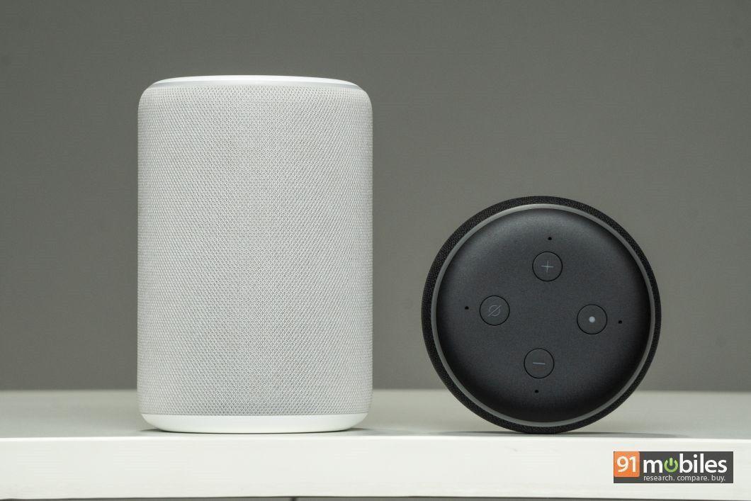Amazon Echo Dot 3rd gen and Echo Plus 2nd gen review - 91mobiles 02