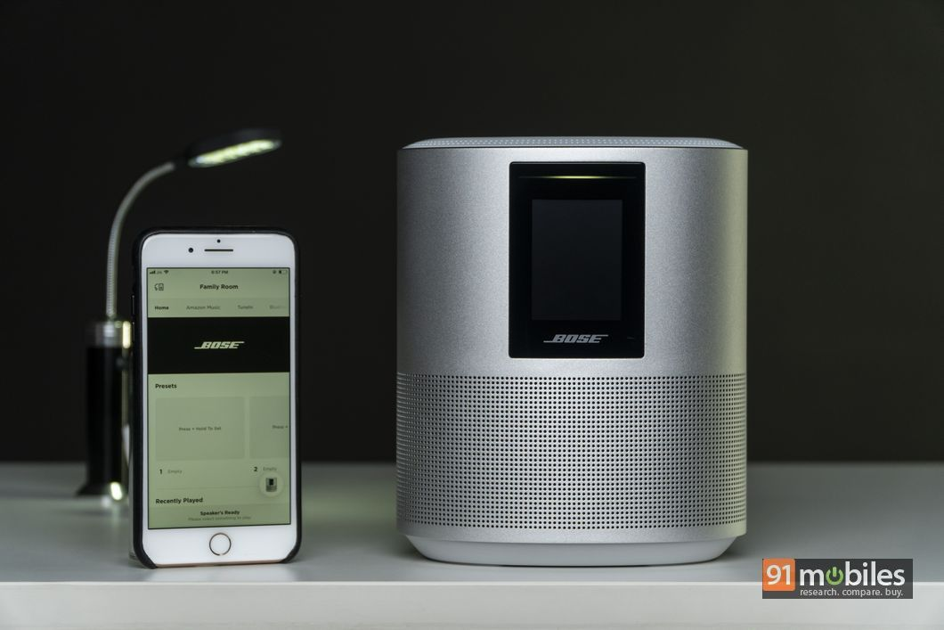 Bose Home Speaker 500 review03