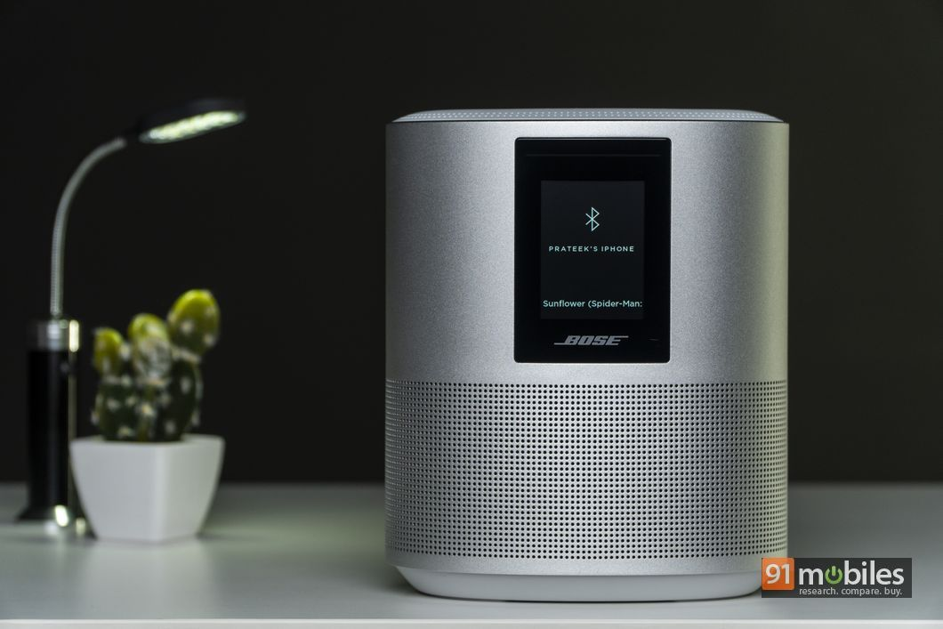 Bose Home Speaker 500 review06