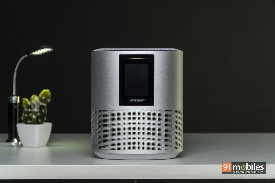 Bose Home Speaker 500 review16