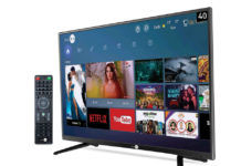 Daiwa D50F58S 49-inch smart TV with new Big Wall UI launched
