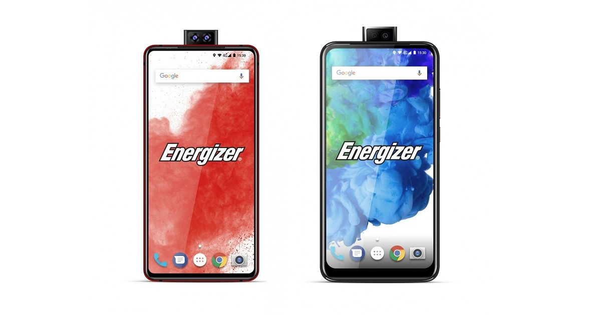 Energizer Power Max P18K Pop with 18,000 mAh battery and