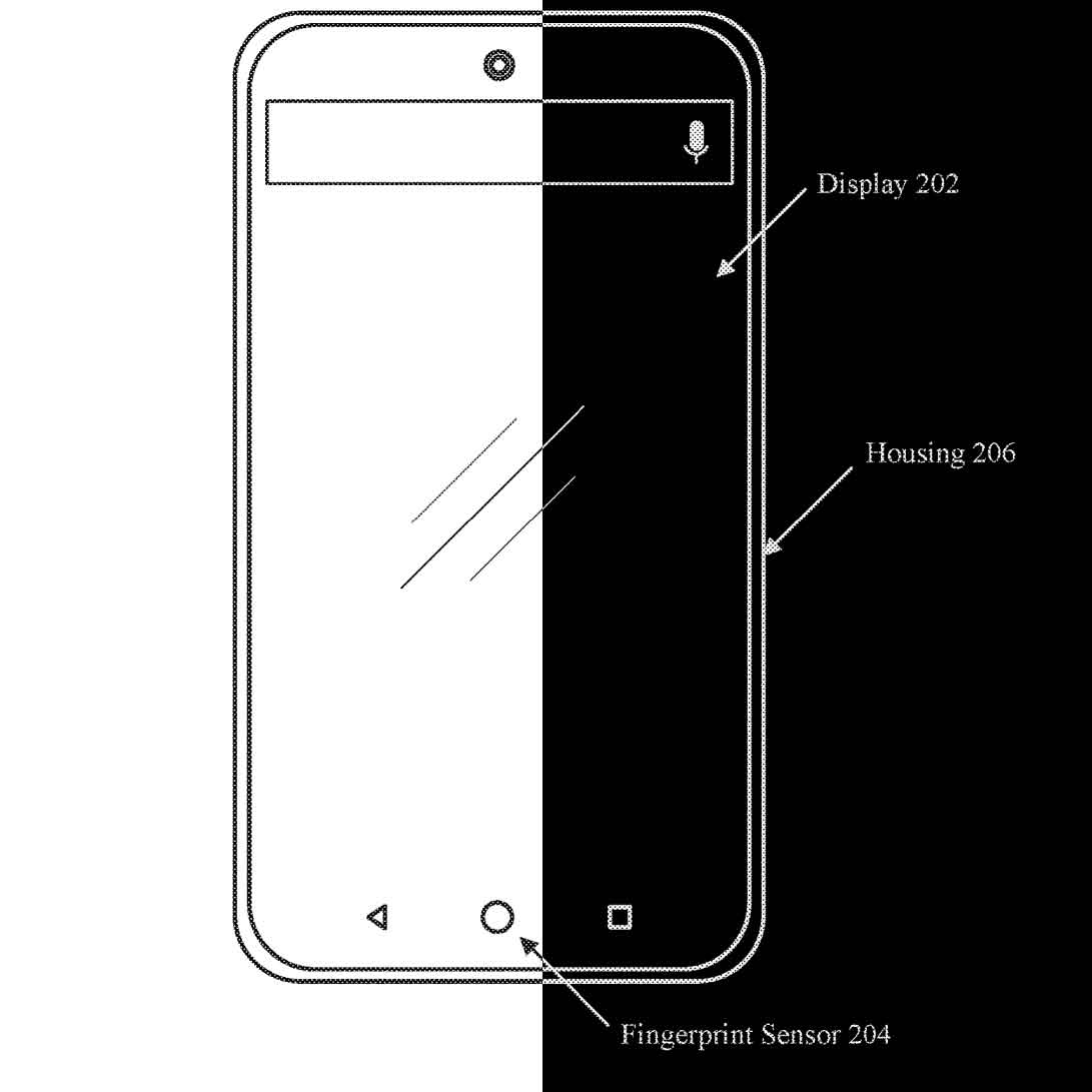 Essential Phone PH-2 Patent