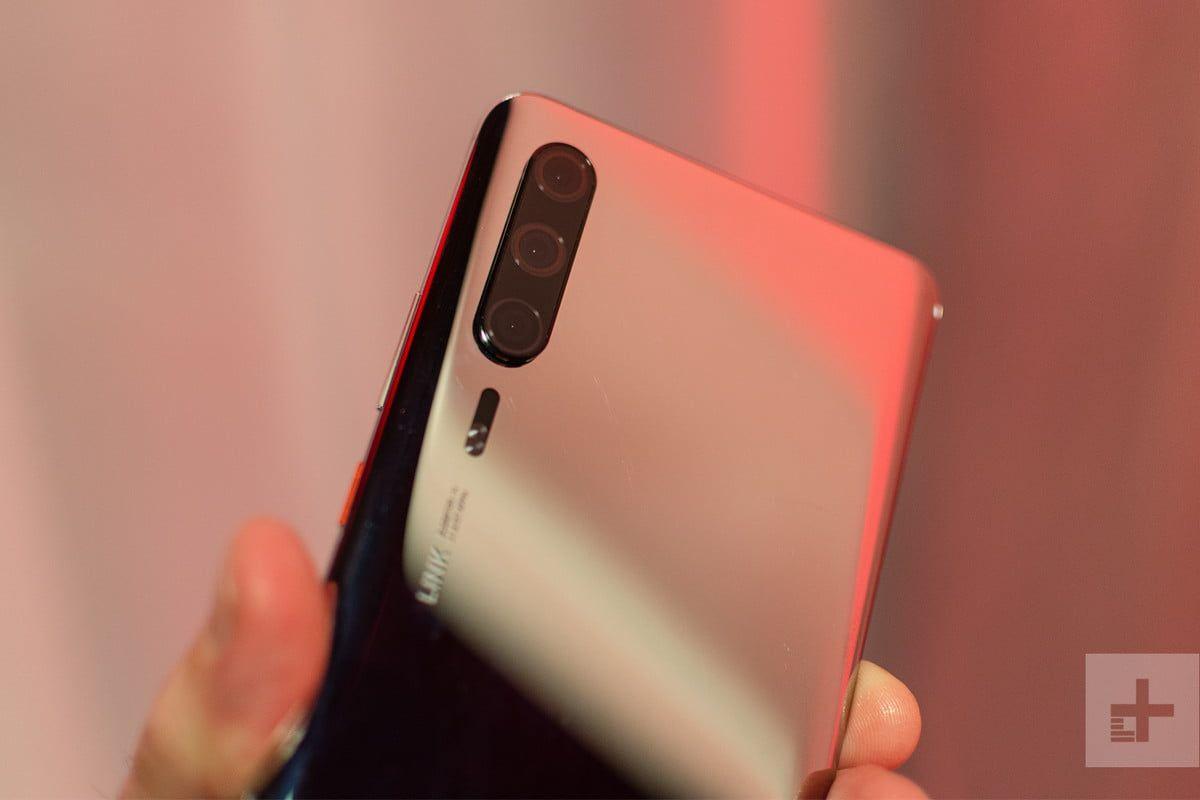 Huawei P30 Pro Prototype Camera