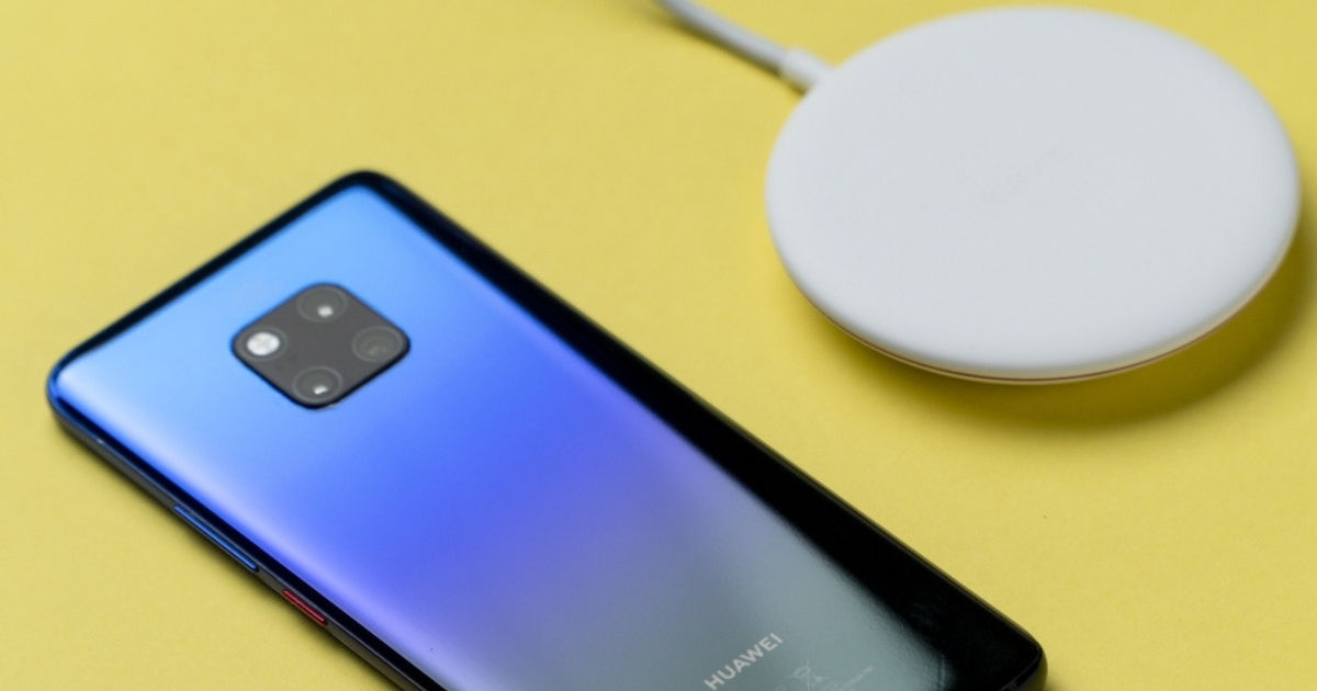 Huawei Wireless Charger: the quickest wireless charger in