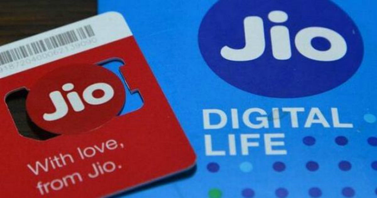All Reliance Jio prepaid recharge packs that offer 2GB of