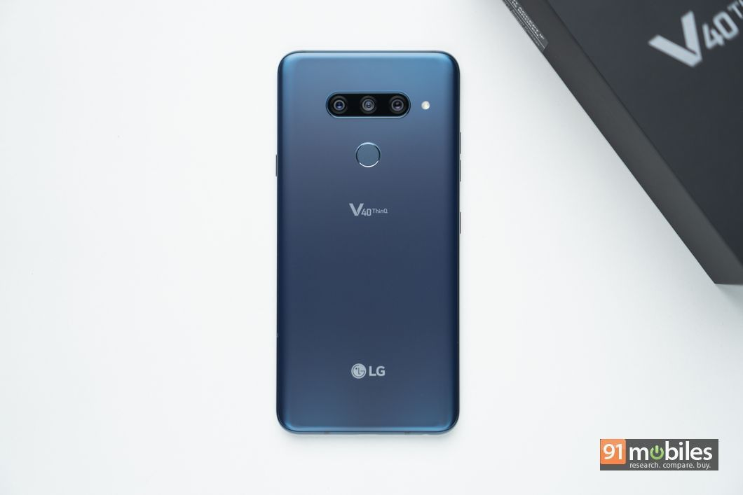 LG V40 ThinQ first impressions14