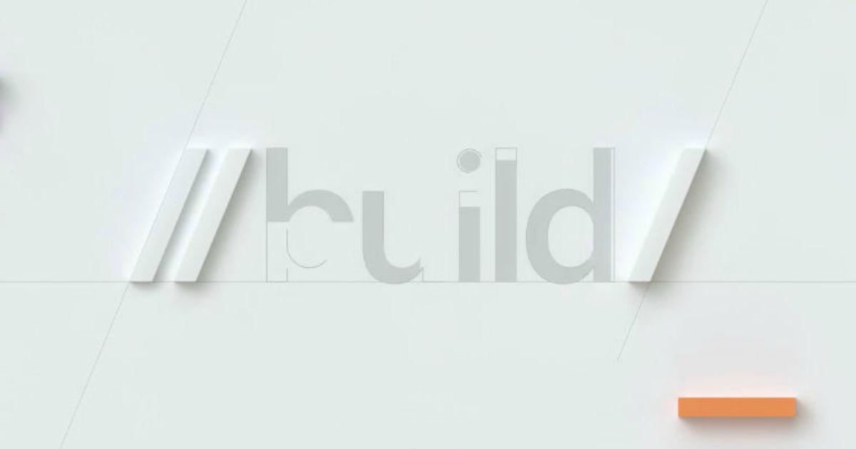 Microsoft Build 2019 dates