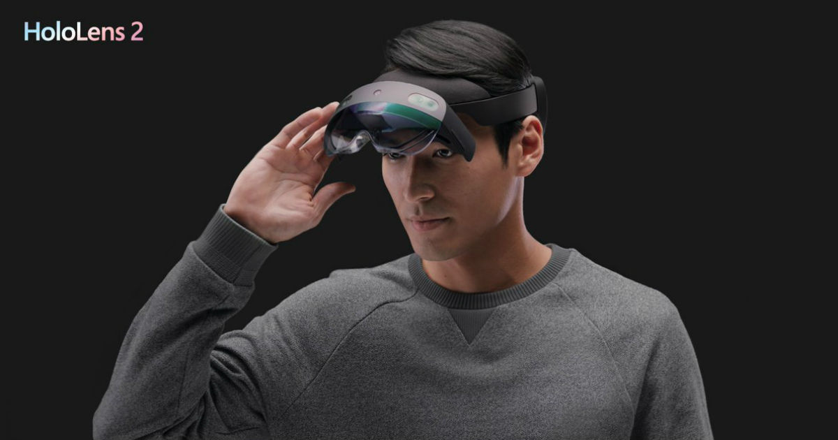 MWC 2019]: Microsoft HoloLens 2 with new design, improved