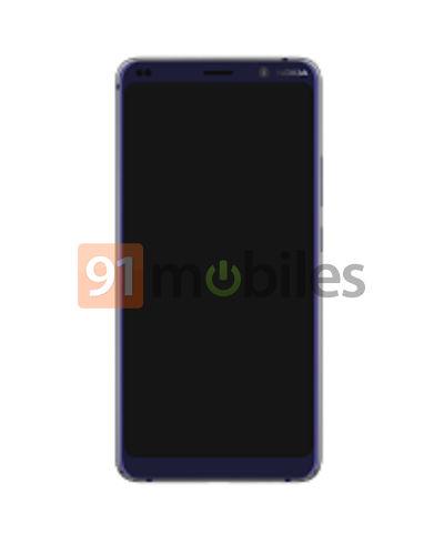 Nokia 9 PureView Google Play Console design