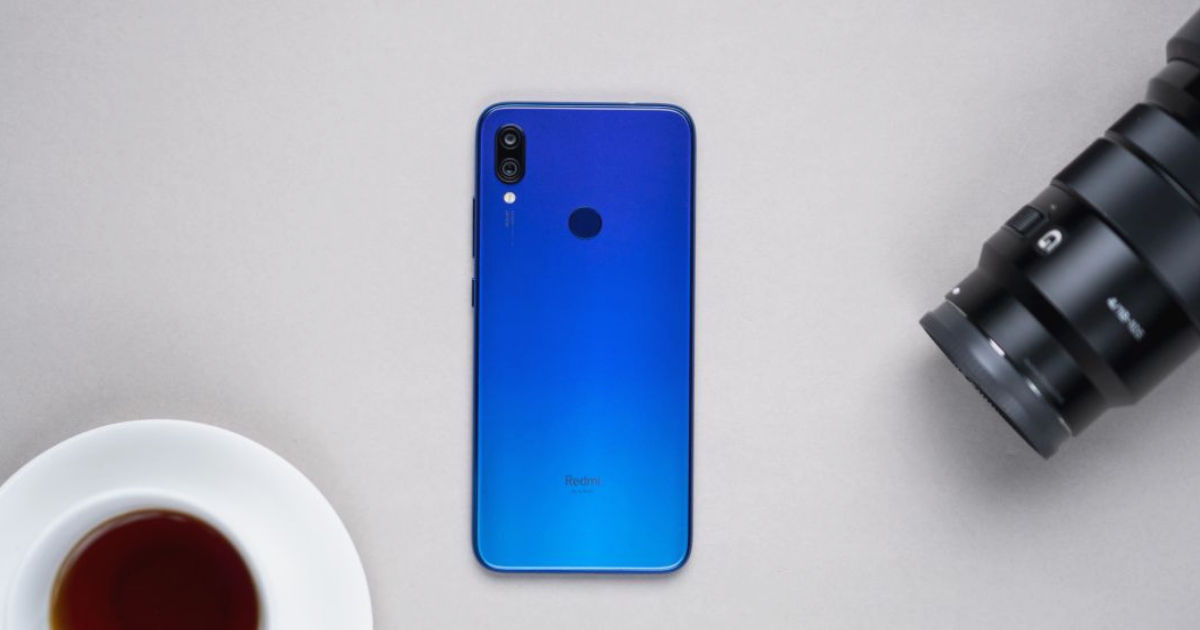 Redmi Note 7 Teaser Page Hints It Could Be Available Only Via