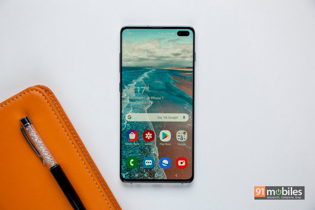 Samsung Galaxy S10+ review: an all-rounder of a flagship | 91mobiles com