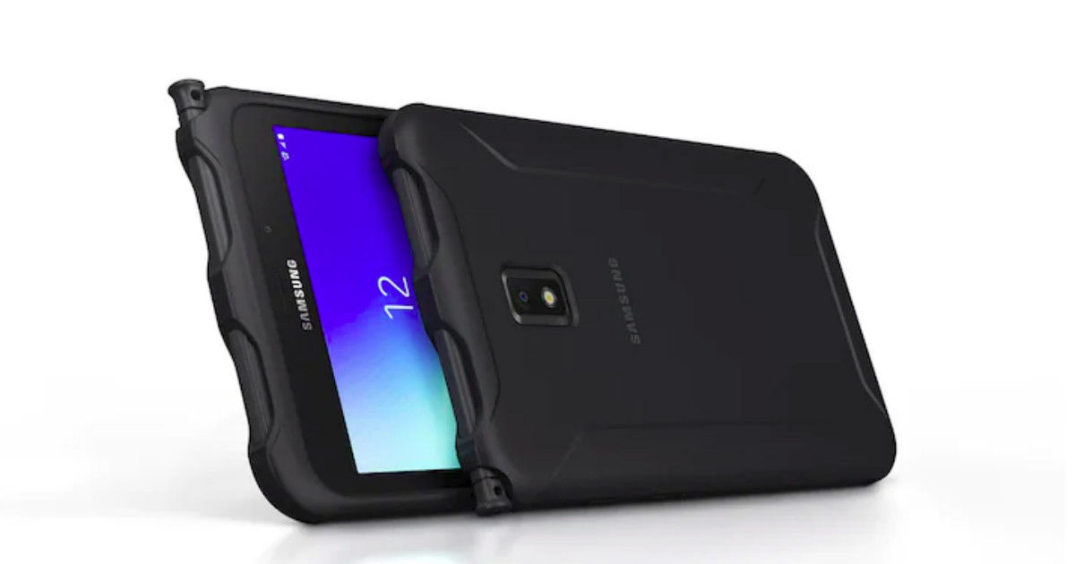 Samsung Galaxy Tab Active2 - featured