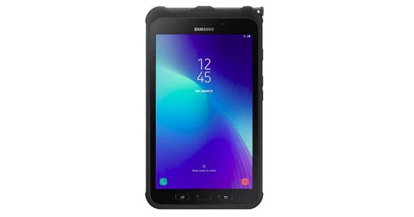 Samsung Galaxy Tab Active2 - in text