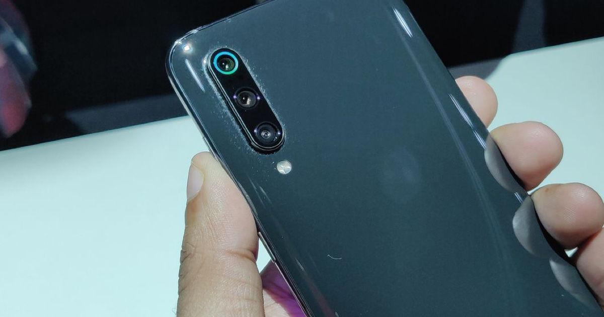 Xiaomi Mi 9 Update
