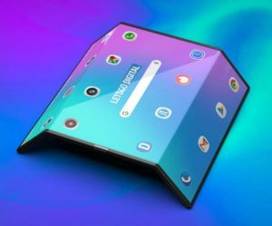 Xiaomi foldable phone render 3 - in text