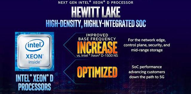 intel hewitt lake
