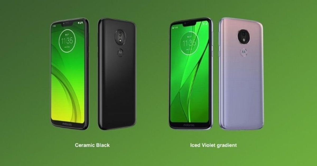 50926a75eb6 Moto G7 Power price in India tipped by retailer