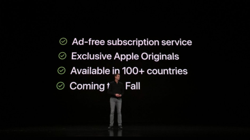 What does Apple TV+ offer, and what does it bring for India