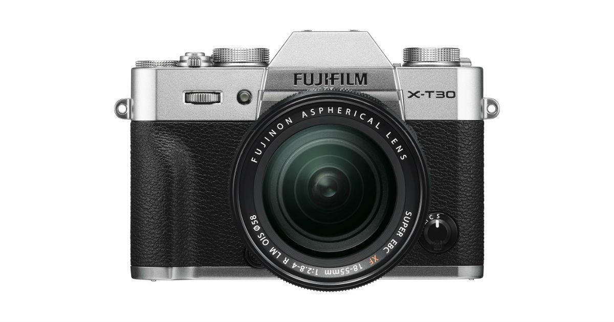 Fujifilm GFX 100 mirrorless camera with 102-megapixel sensor now