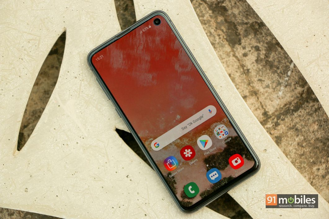 Best Compact Smartphones 2019 Samsung Galaxy S10e review: the best compact smartphone of 2019